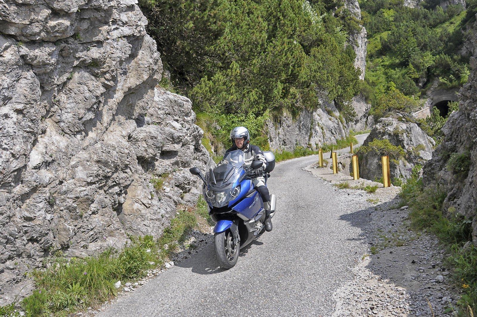 Pso della Spina - BMW K1600GT