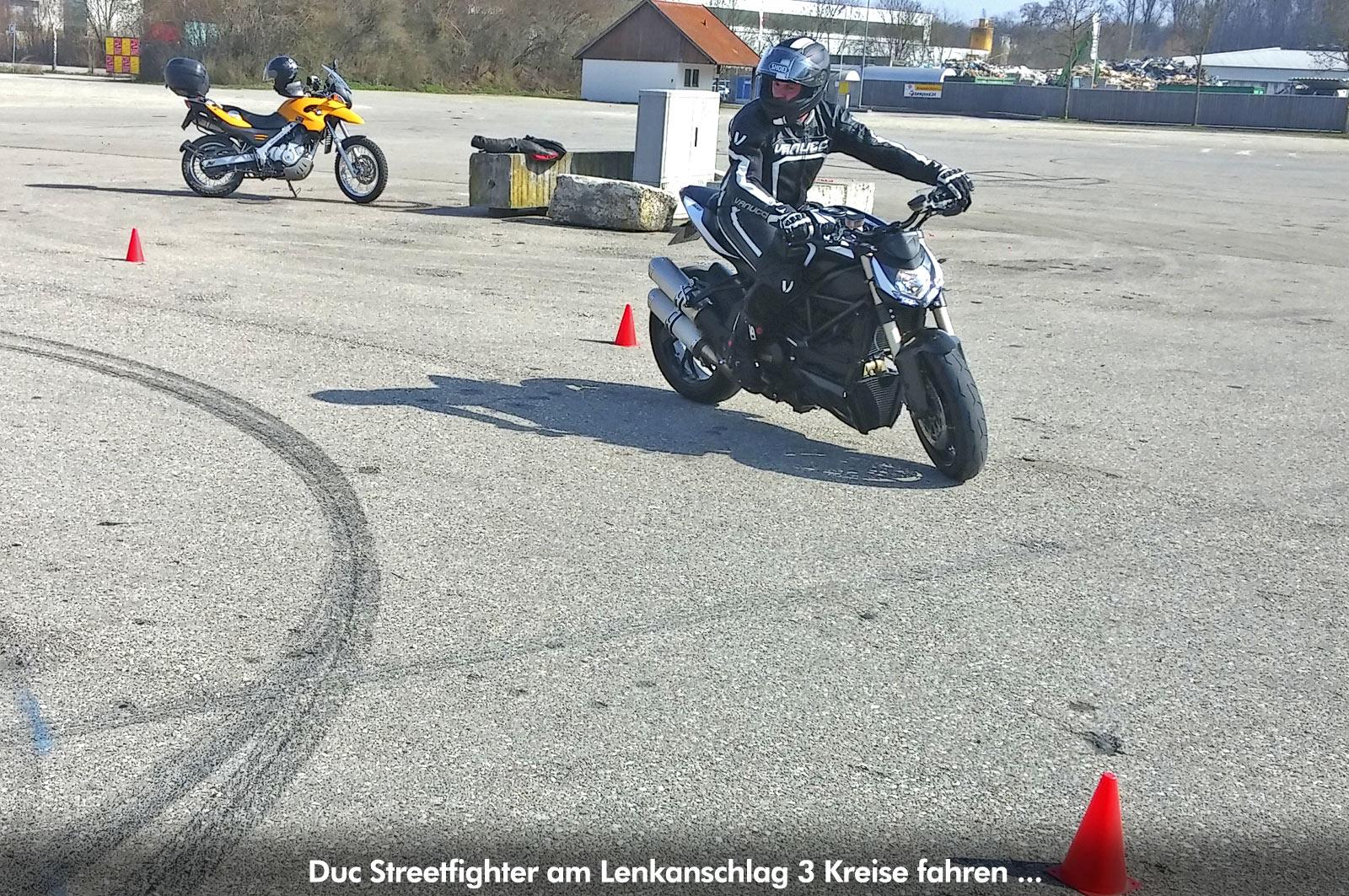 Einzeltraining RK moto